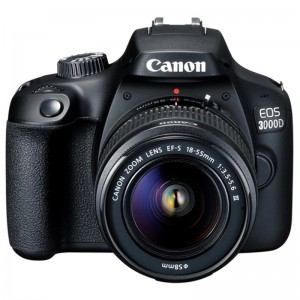 Máy ảnh Canon EOS DSLR 3000D Body (1855 III)