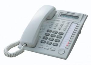 Điện thoại lập trình - bàn lễ tân Panasonic KX-T7730