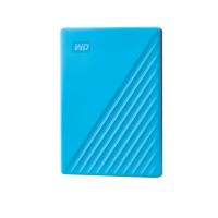"""Ổ cứng găn ngoài WD 2TB My Passport  - 2.5"""", Blue, USB3.0 (WDBYVG0020BBL-WESN)"""