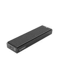 Hộp đựng ổ cứng NVMe M.2 SSD M2PV-C3-BK USB 3.1 Gen 2 Type C, 10Gbps (Đen)