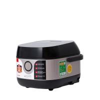 Nồi cơm điện cao tần Toshiba RC-10IX1PV, 1.0L, 1000W, lòng nồi phủ lớp Bichotan chống dính, 3.0 mm, Nấu 3d