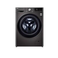 Máy giặt sấy LG 10.5/7KG cửa trước AI DD™ FV1450H2B - màu đen - 1400v/p; Steam+™; Cửa kính cường lực