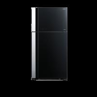 Tủ lạnh Hitachi 550L inverter R-FG690PGV7X-GBK (2 cửa, Làm đá tự động, Màu: Gương đen)
