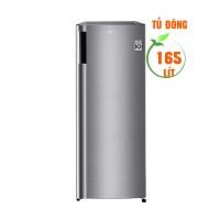 Tủ đông đứng LG Inverter 165 lít GN-F304PS(1 cửa,1 ngăn đông,Màu bạc)