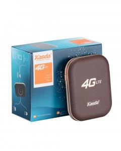 Bộ phát Wifi di động 4G/LTE Kasda KW9550 - USim / MicroSD/Pin 3000mAh