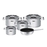Bộ nồi Chefs EH-CW6304 - 5 chiếc size 16, 18, 20, 24+ chảo 26cm