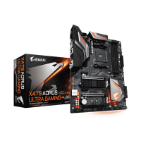 GIGABYTE™ GA-X470 AORUS ULTRA GAMING  - AMD X470 chipset - Socket AM4 Support for AMD Ryzen™ processor/AMD 7th Generation A-series/ Athlon™ processor