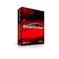 Bitdefender antivirus plus 3 users / 1 year