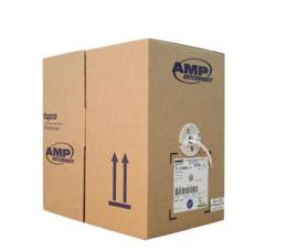 Cáp mạng CommScope cat5e FTP 1000FT có bọc chống nhiễu, 219413-2 FTP Cable,Cat5e,4 Prs,24AWG,PVC,Wht,PB