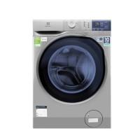 Máy giặt Electrolux 9,0kg cửa trước inverter EWF9024ADSA(1200v/p,Công nghệ OKO,Giặt hơi nước,Màu xám