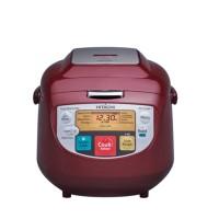 Nồi cơm điện tử Hitachi 1,0 lít RZ-D10WFY-RE, 450W