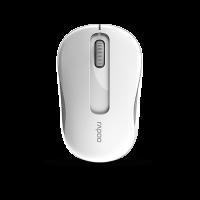 Chuột không dây Rapoo M10 Plus - mầu trắng, 2.4Ghz, 1000dpi