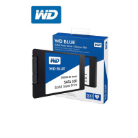 Ổ cứng thể rắn SSD WD Blue 1TB WDS100T2B0A - 2.5 inches, TLC, R/W 560/530, SATA3 6Gbps