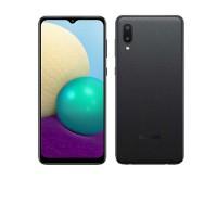 Điện thoại Samsung Galaxy A02 -Black -32GB Dual Sim