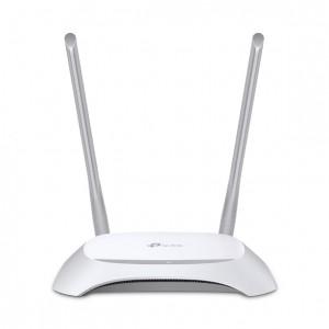 Router Chuẩn N Wi-Fi tốc độ 300Mbps TL-WR840N Tp-link