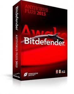 Bitdefender antivirus plus 3 users / 1 year