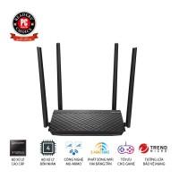 Wireless Router Asus RT-AC1500 - AC1500 MU-MIMO 4-antena; 2.4GHz (600Mbps) + 5GHz (867Mbps); 4 Gigabit LAN; USB 2.0 chia sẻ file