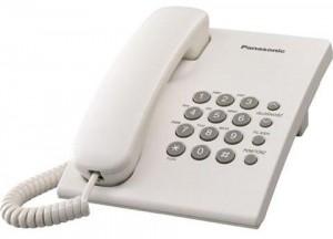 Điện thoại bàn Panasonic KX-TS500 - mầu trắng