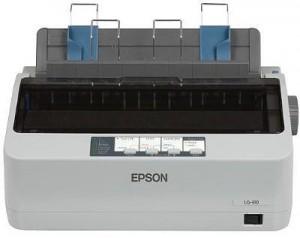 Máy in kim Epson LQ310, 24 kim, khổ hẹp, 1 bản chính, 3 bản sao, 416 ký tự/giây(12cpi), Serial, LPT1, USB 2.0
