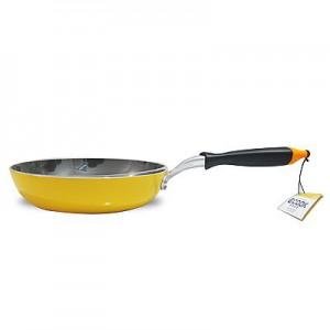 Chảo E-cook Deco Lock&Lock 24cm-màu vàng