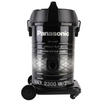 Máy hút bụi thùng Panasonic MC-YL637SN49 ( 2300W, 21 lít, 2 ống hút kim loại. bộ lọc kháng khuẩn.