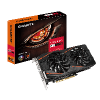 GIGABYTE™ GV-RX580GAMING-4GD- AMD Radeon RX 580