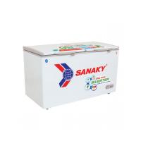 Tủ đông mát Sanaky 230L inverter VH-2899W3 (2 ngăn: 1 đông 1 mát, 2 cánh, Dàn đồng, R600a, 1080*620*845)