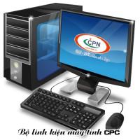 Bộ linh kiện máy tính Value V310-5414D.015 - Pentium Gold G5420/H310/4G2400/120GB SSD/Tower/DOS