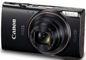 "Canon Ixus 285HS - Black - 20Mpx 4:3 2.3""; DIGIC 4+; Zoom 12X; LCD 3.0; pin NB-11LH"