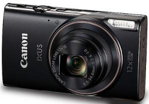"Máy ảnh KTS Canon IXUS 285 - Black - 20Mpx 4:3 2.3""; DIGIC 4+; Zoom 12X; LCD 3.0; pin NB-11LH"