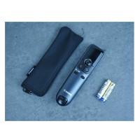 Bút trình chiếu Canon PR10-G - Laser xanh lá; Màn LCD backlight với bộ đếm thời gian; Phạm vi 30m; AAA*2
