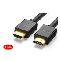 Cáp HDMI Ugreen dài 1.5M hỗ trợ Ethernet + 4k 2k , UG-60820