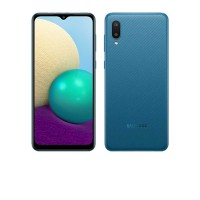 Điện thoại Samsung Galaxy A02 -Blue -32GB Dual Sim