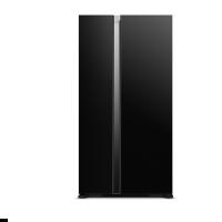 Tủ lạnh SBS Hitachi 595L R-S800PGV0 ( GBK ) ( màu kính đen, không viền, tấm cách nhiệt chân không, CSPF: 1.83 )