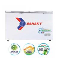 Tủ đông Sanaky 305L inverter VH-4099A3(1 ngăn đông,2 cánh,Dàn đồng, R600a,1329*620*845)
