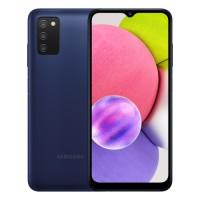 Điện thoại Samsung Galaxy A03S LTe- Blue -64GB/4GB Dual Sim