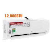 Điều hòa LG 1 chiều Inverter ~12000 Btu V13APFU ( Gas R410A,DualCool,Tấm lọc 3M, Plasma kọc không khí,SmartThinQ )