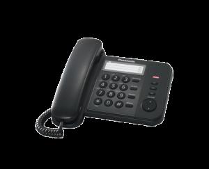 Điện thoại bàn Panasonic KX-TS520MX  Black