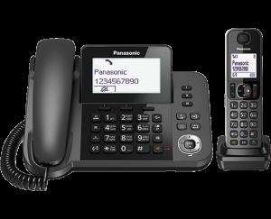 Điện thoại bàn Panasonic KX-TGF310CXM Black
