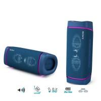 Loa Bluetooth Sony SRS-XB33 - Màu xanh dương - loa kép; IP67; NFC+BT5.0; Call Free; USB Type-C; 1100g