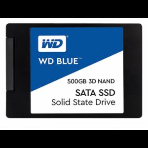 Ổ cứng thể rắn SSD WD Blue 500GB WDS500G2B0A - 2.5 inches, TLC, R/W 560/530, SATA3 6Gbps