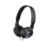 Tai nghe Sony MDR-ZX310AP On-Ear - màu đen - màng loa 30mm; 10-24.0000Hz; dây 1.2m; 125g