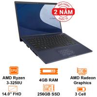 MTXT Asus ExpertBook L1400CDA-EK0490T Ryzen 3 3250U/4GB on/256GB SSD/14 FHD/WF6/FP/Win10H/Black