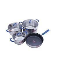 Bộ nồi ba cỡ 18,22,26cm & 01 cahor Inox Smartcook SM1497 (2351497)