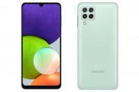 Điện thoại Samsung Galaxy A22 LTE - Blue 6GB 128GB