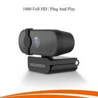 Webcam Newmen CM303  USB2.0, Video calling full HD 1080P
