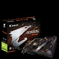 GIGABYTE™ GV-N2080AORUS X-8GC - GeForce GTX 2080