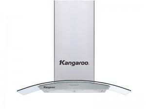 Máy hút mùi kính cong cao cấp Kangaroo 70cm KG523