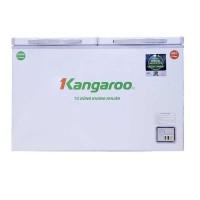 Tủ đông mát Kangaroo 230L inverter kháng khuẩn KG320IC2(2 ngăn,2 cánh mở,Dàn lạnh:Đồng,Xả tuyết bán tự động), xuất xứ:Việt Nam