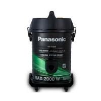 Máy hút bụi Panasonic MC-YL669GN49, 2000W, 18L, Đầu hút 2 bước, dây dài 8m, xanh đen